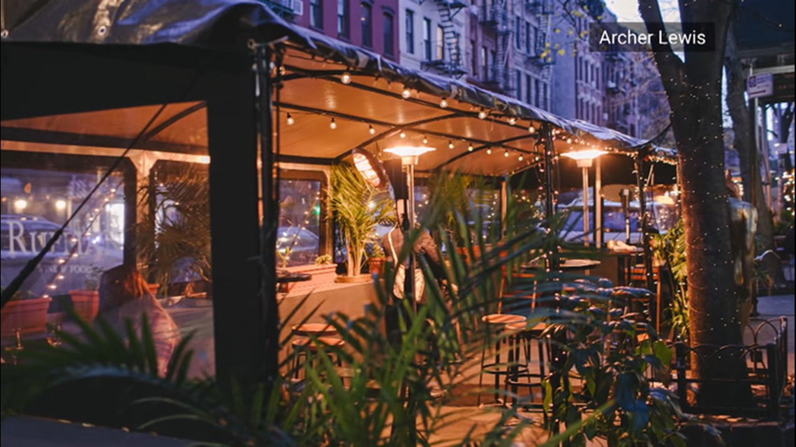 Restaurants reopen after hibernating for winter