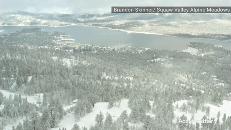 Ski resorts getting snow ready
