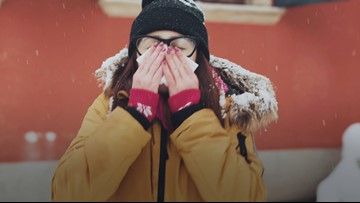 Why Your Nose is Blocked on One Side at a Time During a Cold