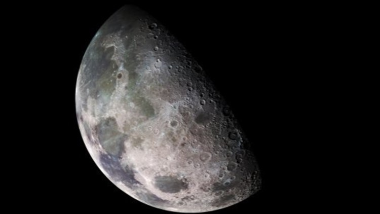 Could the Remains of a Planet Be Hidden Inside the Moon?