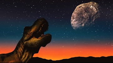 Scientists Find Asteroid Impact, Not Volcanoes, Took Out the Dinosaurs