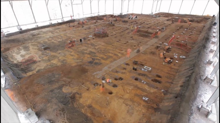 Archeologists Dig Up 6,500 Bodies From a 19th Century Cemetery to Make Way For a Train Station