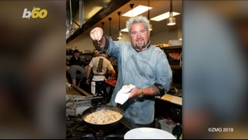 Eat-T! Guy Fieri Tweets About Catering to Those Who Might 'Storm' Area 51