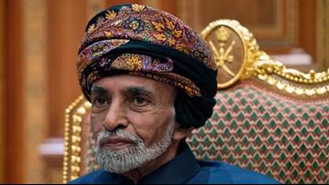 Oman's ruler Sultan Qaboos bin Said has died