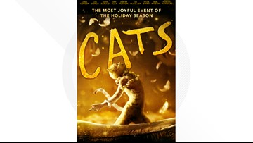 New star-studded 'Cats' trailer released