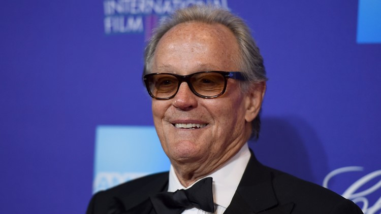 Peter Fonda 2018 AP