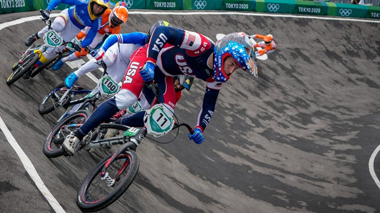 US cyclist Fields moved from ICU after horrific BMX crash