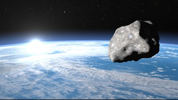 Huge 'God of Chaos' asteroid to buzz Earth