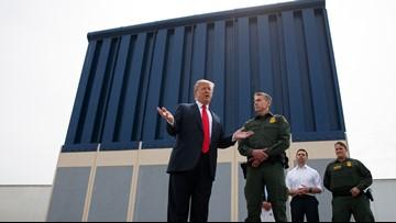 Trump criticizes California over lawsuit against border wall