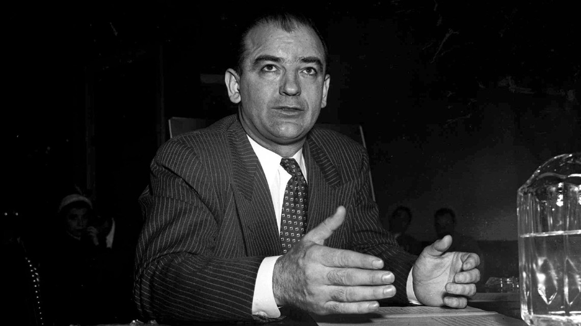Beginning of the end of McCarthyism happened 65 years ago today