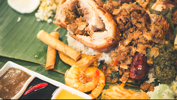 Love and pork - The Filipino feast you eat with your hands