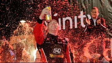 Tyler Reddick wins 2nd consecutive Xfinity Series championship