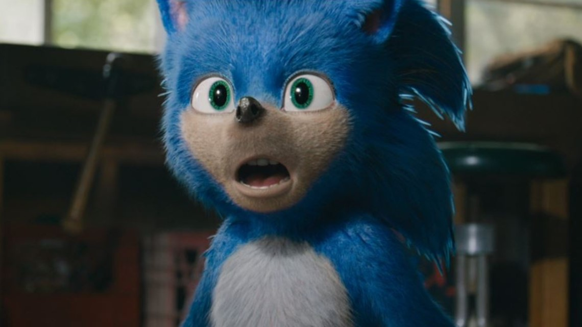 There were some strong reactions to the new 'Sonic the Hedgehog' movie trailer