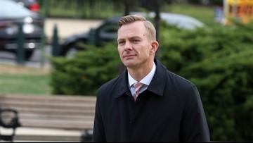 David Holmes, who heard Trump-Sondland restaurant call to testify Thursday