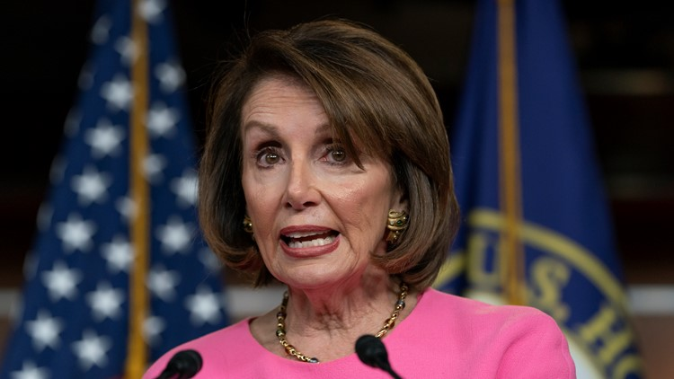 Nancy Pelosi speaker of the house May 23 AP