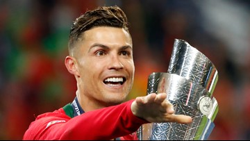Cristiano Ronaldo won't face Vegas rape charge: Prosecutor