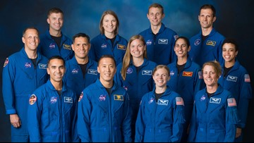 Meet the 13 astronauts who could be the first humans on Mars