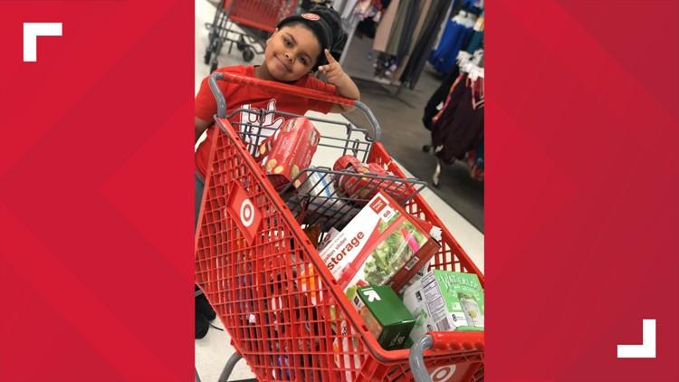 Cavanaugh Bell shopping cart