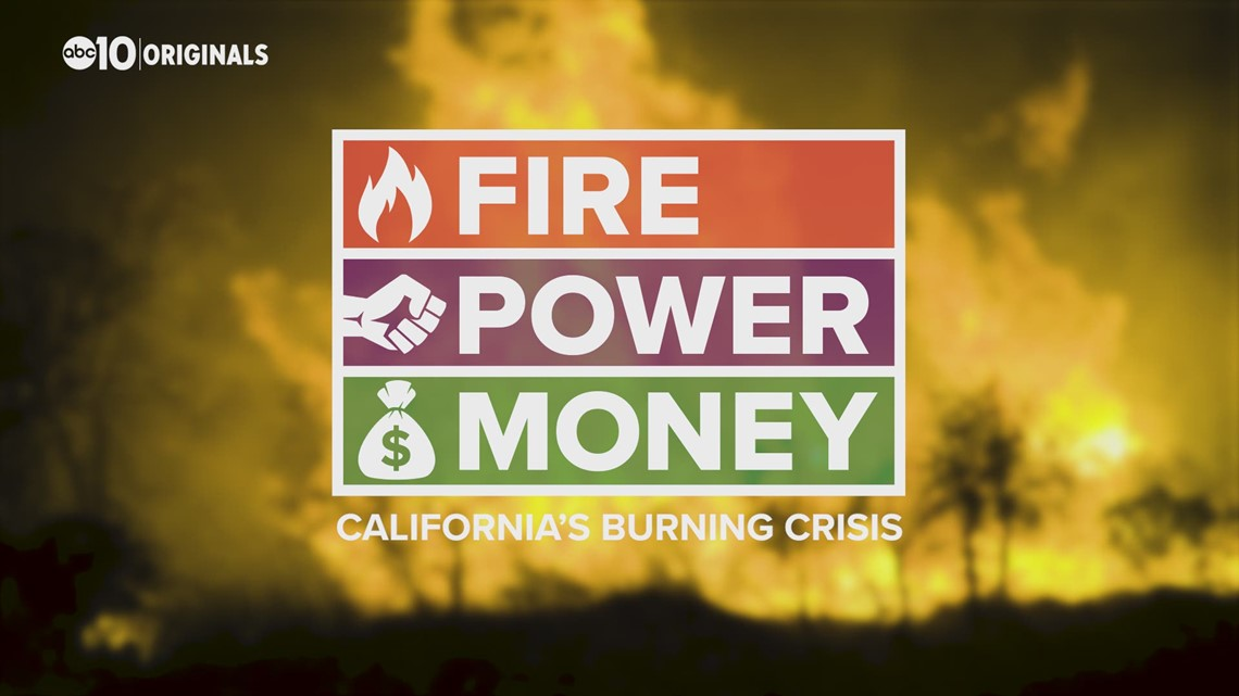 FIRE - POWER - MONEY: California's Burning Crisis