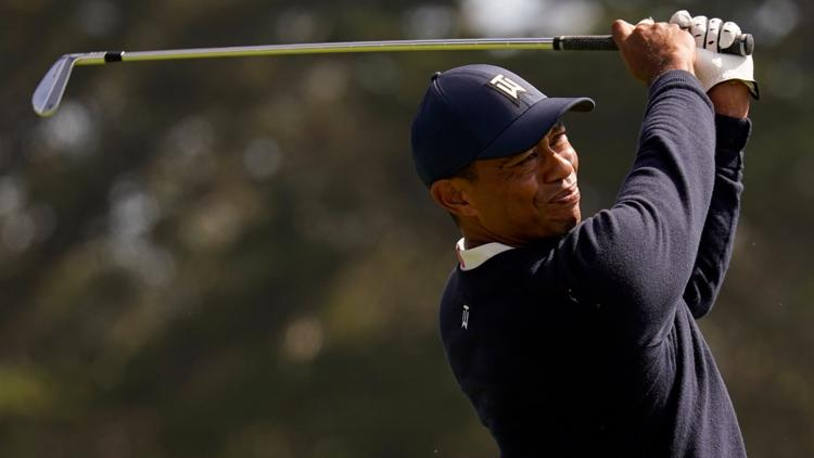 Tiger Woods faces another Sunday at a major with little hope in PGA Championship
