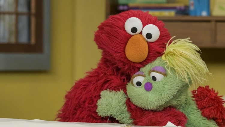 Meet Karli: 'Sesame Street' introduces character in foster care