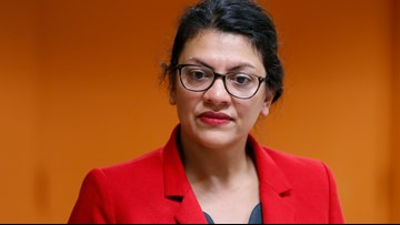 Trump says Israel was 'very respectful' to Tlaib in his latest Twitter rant