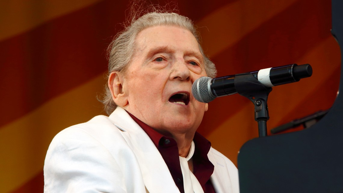Judge dismisses most of lawsuit between Jerry Lee Lewis and his family