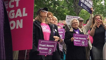 Nevada close to loosening abortion restrictions