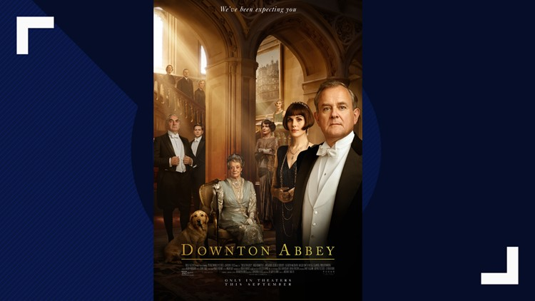 Downton Abbey Movie Moster