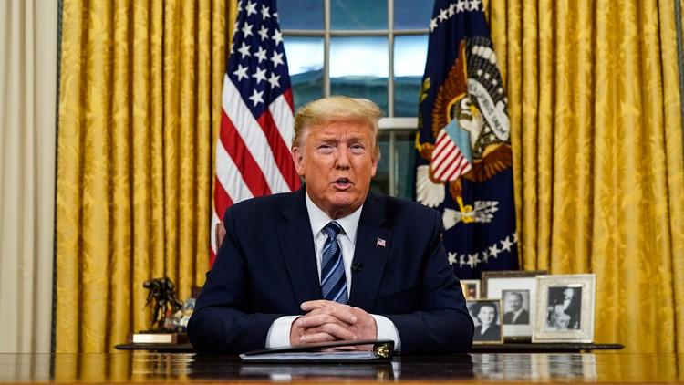 Donald Trump ranks near the bottom of C-SPAN's list of America's best presidents