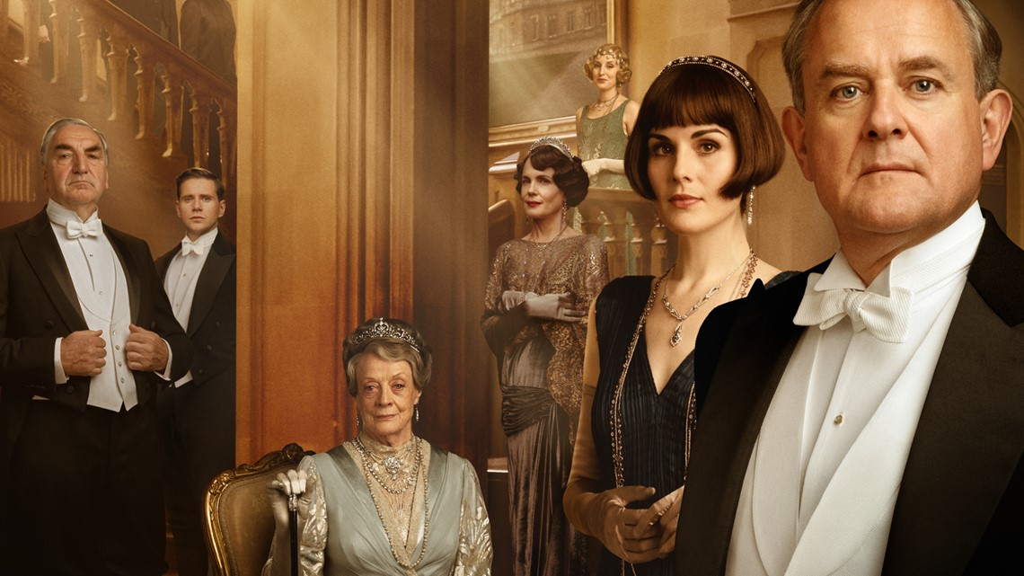 First trailer for 'Downton Abbey' film released