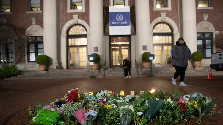 13-year-old boy arrested in killing of Barnard College freshman