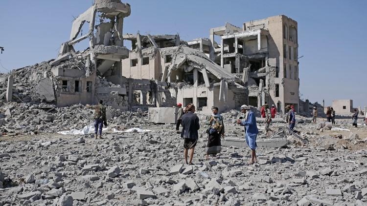 UN says 18,000 Yemeni civilians killed in airstrikes since 2015