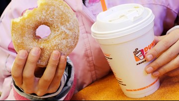 Dunkin' phases out foam, will introduce double-walled paper cups next month in New England