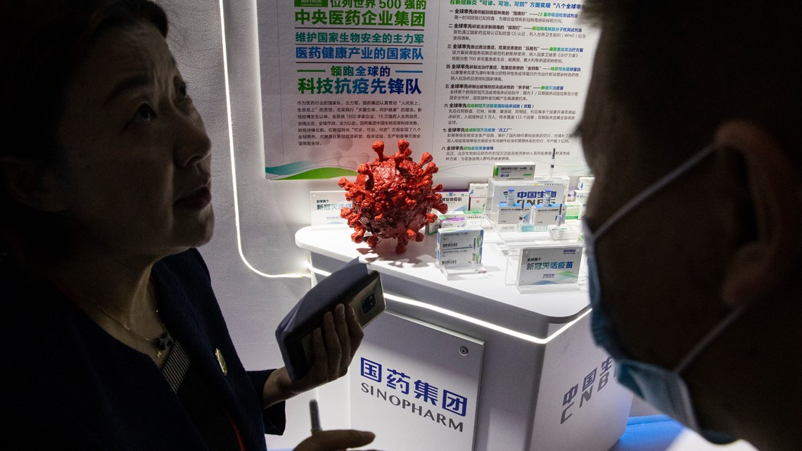 China pushes emergency use of COVID vaccine despite concerns