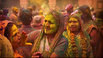 What is Holi, the colorful Hindu festival?