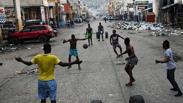 Haiti gang demands $17M for kidnapped US missionaries, official says