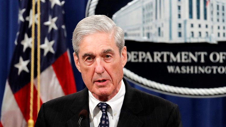 Special Counsel Robert Mueller to testify before Congress