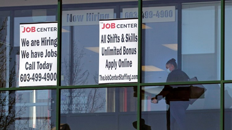 EXPLAINER: Did US hiring slow because of a 'labor shortage'?