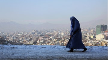 Survey of Afghans found nearly half want US out after peace deal