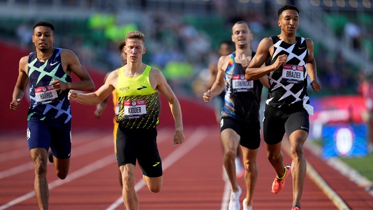 Reigning world champion fails to qualify for Olympics at US track trials