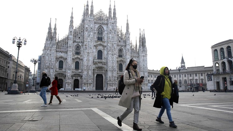 Italy cancels Venice carnival in bid to halt the spread of virus