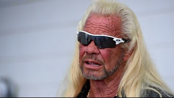 Dog the Bounty Hunter hospitalized months after wife's death
