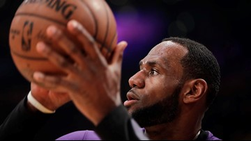 NBA Christmas Day schedule released, led by LeBron vs. Leonard in LA