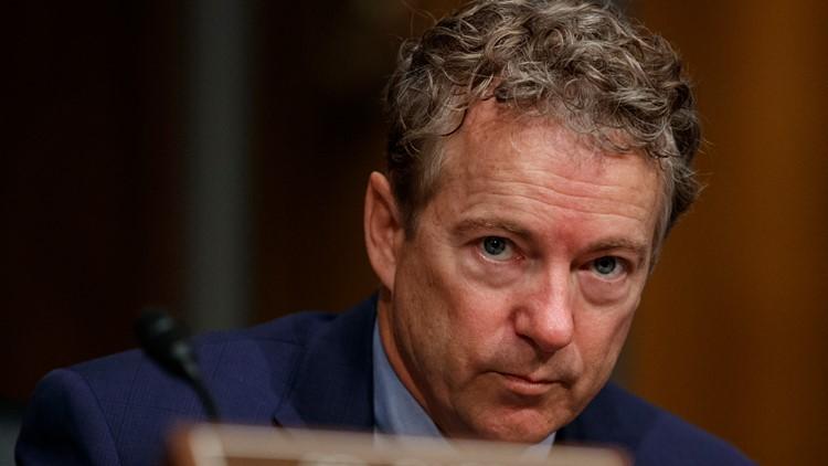 Sen. Rand Paul March 2019