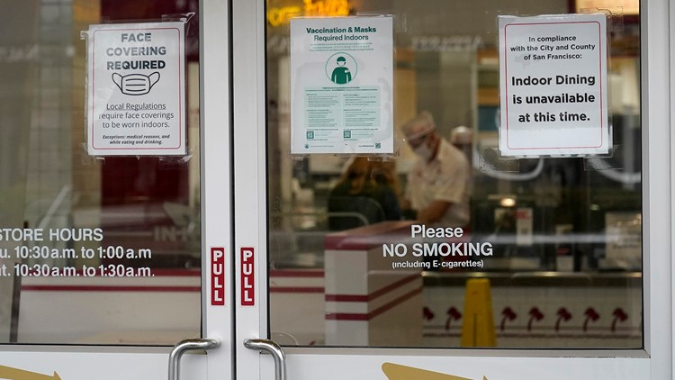Another In-N-Out ordered to close for refusing to enforce vaccine rules