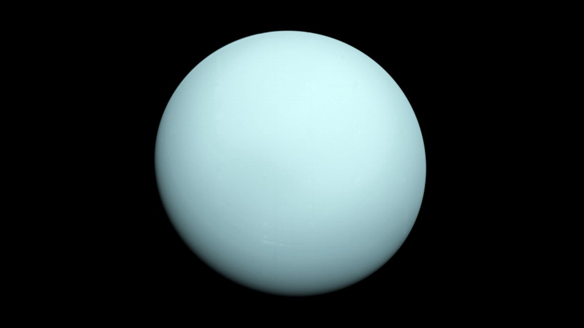 How to see Uranus without a telescope this week