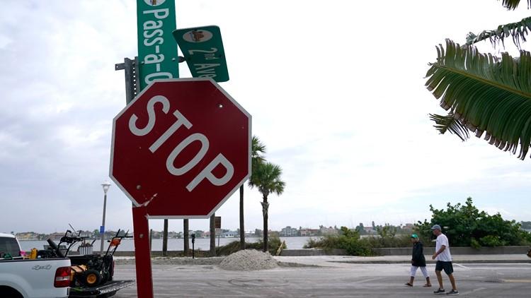 Tropical Storm Iota forms, could follow Eta's deadly path