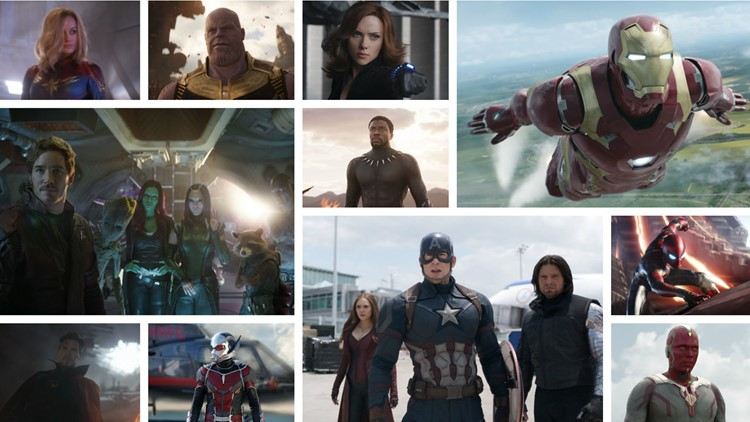 One-sentence summary of every Marvel film before 'Avengers: Endgame'