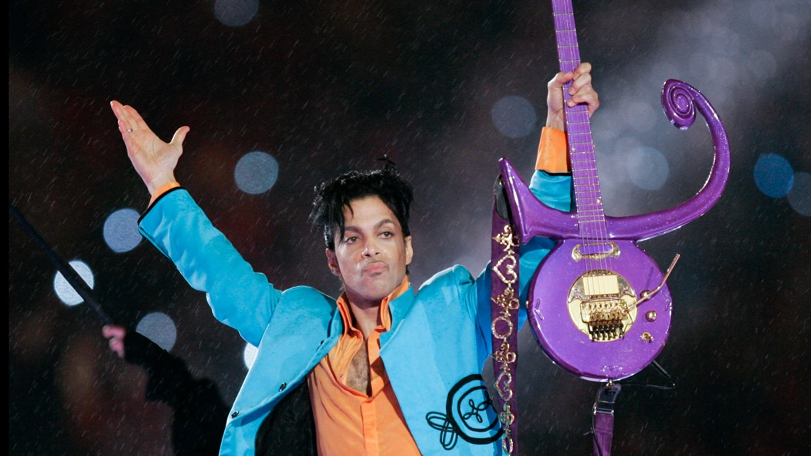 Fans celebrate Prince three years after his death